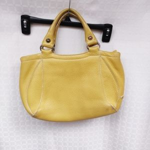Cole Haan Womens Leather Medium Size Purse